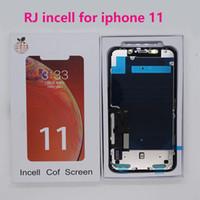 Incell شاشة LCD آيفون X XS XR XS MAX 11 11PRO 11PROCAX LCD استبدال عرض الجمعية محول الأرقام تاتش pantalla perfect rj lcd