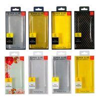 Grossistes 200pcs / Lot Blister PVC Plastique Clear Clear Packaging Packaging Boîte de package pour iPhone 12 Pro MAX 11 XS 8 Plus de téléphone portable