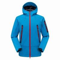Giacca cappotto uomo inverno con cappuccio softshell per antivento e impermeabile cappotto morbido rivestimento giacca maschile giacca giacca vestiti
