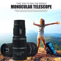 DHL 16X52 Dual Focus Monocular Telescope Hunting Spotting Up...