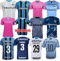 20 21 Gremio Paulista Futebol Jerseys 2020 2021 Gilchmei Melhor Gremio Johnath Miller Luan Marlone Futebol Camisa Adulto Men + Mulheres