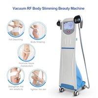 2 Manijas Vela III RF Cavitación Rodillo de vacío Masaje Body Slimming Machine CE FDA