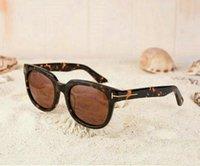 1864 Yeni Lüks En Kaliteli Rahat Moda 211 Tom Güneş Gözlüğü Adam Kadın Erkek Için Erika Gözlük Ford Tasarımcı Marka Güneş Gözlükleri 0713 Ücretsiz Kargo