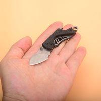Offerta speciale 1025x Cinder Plain Keychain Pieghevole Coltello Pocket Pocket Pocket + Apribottiglie con confezione borsa al dettaglio