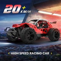 DEARC RC Дрифт автомобилей 20 км / ч 1:22 RCING RC Автомобиль 60 минут Play Time 2.4 ГГц Дрифт Багги Игрушечный автомобиль с 2 шт. Батареи для детей 201103