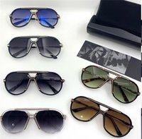 جديد مصمم mod888 للجنسين بيجريم الطيار النظارات الشمسية 62-15-145 المعادن + لوح fullrim لصندوق وصفة طبية