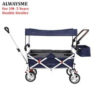 Alwaysme Mutiple Double Tandem Tandem Stroller por 1m-5 años, número 3c: 2020012201059119