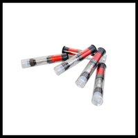 Comodo Clean Clear Cartridges Картриджи PP Пробирки PP Clear Tube Картридж Vape Упаковка E CIG Пластиковая трубка для Liberty V1 V5 x5 V9
