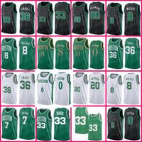 0 تاتوم جيسون بوسطن جيرسي كيمبا 8 ووكر كرة السلة جايلن 7 براون تيري 12 Rozier III Al 42 Horford Jerseys Men Youth Marcus 36 Smart