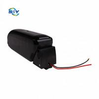 고품질 자전거 배터리 팩 36V 20Ah 전기 장치 충전기와 충전 가능
