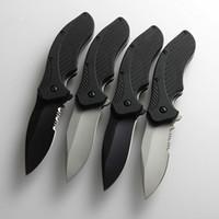 Kershaw 1605 Flipper coltello molto liscio campeggio sopravvivenza pieghevole coltello regalo coltello strumenti all'aperto oem