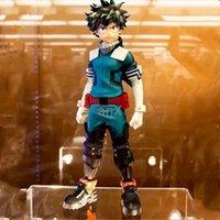 25cm Anime My Hero Academia Figure PVC Age des Heroes Figurine Deku Action Collectionnable Modèle Décorations Poupées Jouets pour Enfants Y1128