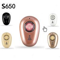 iphone samsung s650 미니 무선 블루투스 4.0 이어폰 스테레오 빛 스텔스 헤드폰 헤드셋 이어 버드 마이크로