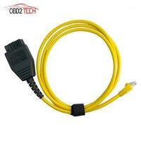 ESYS 3.27.1 V57.2 Cabo de dados para enet Ethernet para interface OBD E-SYS ICOM codificação para F-Series1