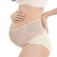 Di buona qualità GRAVIDANCY Supporto maternità Bump Bump Postpartum Torna indietro Banda di pancia lombare all'ingrosso e al dettaglio