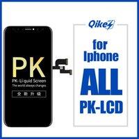 PK Incell Pantalla LCD لفون X عرض TFT شاشة تعمل باللمس شاشة محول الأرقام الجمعية ل iphonex XS XR 11 LCD