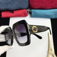 نظارات شمسية مصممة كبيرة، أنثى لوحة نحلة صغيرة، نظارات عالية الجودة، نظارات شمسية عائلية، صافي، حمراء، نفس النمط 0178 Lfyjsh