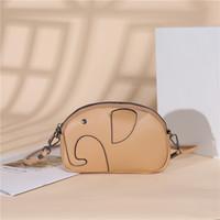 HBP crossbody محفظة حقيبة محفظة مصمم مصغرة أزياء شخصية الكرتون قناة المرأة حقائب حقيقية جلد حقيقي عالية الجودة حقائب اليد