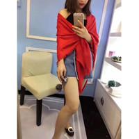 도매 - 여성 스카프 목도리 따뜻한 고급스러운 여성 가을 겨울 스카프는 에어컨 룸 PST2의 좋은 배열입니다.