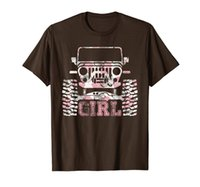 Jeep-girl tee jeeps love guidando jeep shirt offroad 70s