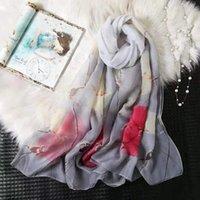 봄 새로운 실크 선물 실크 스카프 yurou 실크 새틴 얼굴 뽕나무 선물 스카프 여성 제조 업체 도매