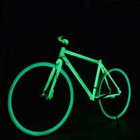 Yeni Serin Yol Bisikleti Sabit Dişli 26 inç Hız Çift Diskli Fren Aydınlık Parlak Yetişkin Öğrenci Bisiklet Erkek ve Kadın