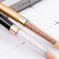 공장 직접 국경 새로운 크라운 펜 공장 사용자 정의 학생 크리 에이 티브 패션 선물 펜 스팟 크라운 금속 볼펜 펜 2011