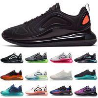 Negro Naranja 720s zapatillas para hombre deportes entrenadores triple blanco neón oreo golf gris 720c zapatillas de deporte al aire libre