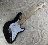 Guitarra eléctrica de alta calidad para la nueva llegada Eric Clapton Signature Blackie St / Strat / Stratocaster Guitarra eléctrica