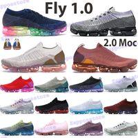 كن صحيحا يطير 1.0 الاحذية النقي البلاتين بلورات اوريو أسود أبيض 2.0 moc سلالة جامعة القمح الأحمر الرجال النساء أحذية رياضية