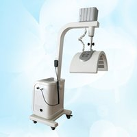 Professionnel Beauty Machine Peau de visage PDT Éclairage de LED / Traitement d'acné bleu clair PDT Bio Light LED 7 Couleur Therapy LED serré