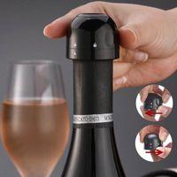 Вакуумное красное вино бутылка стоповая силиконовая герметичная герметичная бутылка для шампанского вакуумной уплотнительной уплотнения сохраняет свежесть ZC3377