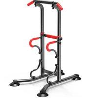 Horizontale Balken Multifunktionale Innenstange Einzelner Parallel-Pull-Up-Trainer-Körper-Bündel-Buld-Rücken-Übung Fitnessgeräte