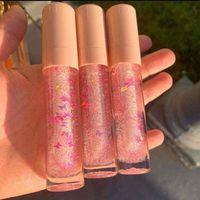 Lip Gloss compone con le farfalle Private Label Lip Gloss fornitore per il trucco