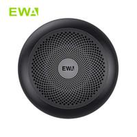 EWA A110 Mini haut-parleur Bluetooth sans fil Portable Batterie intégrée Sound Sound Sound Sound Bass Metal Couvrant pour la méditation