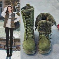 Узнайте настоящие снегоходы парик женщины 2020 горячая зимняя обувь сосредоточенные женские пинетки платформы Pluch