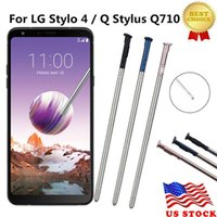 Toque Styluss Pen para LG Stylo 4 Q Stylus Q710 Q710MS Q710CS Q710TS Q710US Q8 Teléfono Móvil STYLUS1