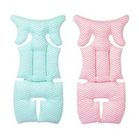 Stroller Parts & Accessories Baby Cotton Pad Child Dining Chair Cushion High Seat Wave Pattern For Car