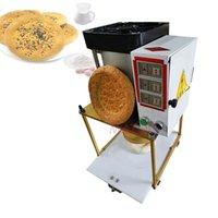 220V Tortilla-Abflachungsmaschine Elektrischer Roast-Enten-Kuchen-Hersteller Premium-Pizza-Nudel-Nudel-Presse Teigabflachmaschine