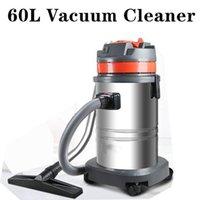 Робот пылесосы 300W 60L / 80L Высокоусилитель пыли и водопоглощатель для промышленного растения на большой емкости1