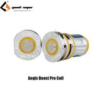 Geekvape Aegis Boost Pro Coil P Coil 0.2ohm 0.4ohm Testa vaporizzatore per Geekvape Aegis Boost Pro Pod Cartridge Vape Kit VAPE AUTENTICO