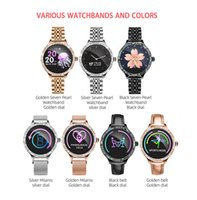 Heiße Verkaufsprodukte M9 Sport Smartwatch Farbbildschirm IP68 Wasserdichte Weibliche Physiologische Erinnerung frei DHL