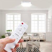 85-265V LED 천장 조명 사각형 모양 조명 거실 침실 램프 무단 디밍 (18W) 높은 밝은 프리미엄 조명