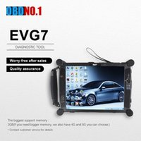 EVG7 Diagnostic Tool Controller Tablet Laptop Collega software con ICOM A2 / ICOM Next / FormM MDI / Jdiag EVG7 DDR2GB / 4G / 8G1