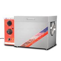 Electric 2-5kg / пакетная ротационная барабанная гайка арахисовой жаркой машины, зерновой семечника для домашнего использования