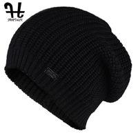 Furtalk Bere Şapka Kadınlar Için Kış Sıcak Skullies Kasketleri Yumuşak Sonbahar Kızlar Bayanlar Örme Şapka Kadın Bonnet Kap Pembe Siyah LJ200915