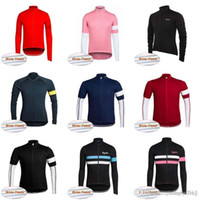Rapha Team Cycling Winter Thermal Fleece Jersey Mens de manga larga camisas Ropa rápida Ropa Ciclismo Ropa Ropa Ropa S21012837