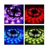 멀티 컬러 LED 조명 방수 RGB 조명 스트립 벨트 44 키 적외선 컨트롤러 램프 룸 파티 선물 고품질 40cx P2