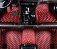 Für Mazda CX-30 2020-2021 Automatte Luxus Anpassung Allwetterfußmatte