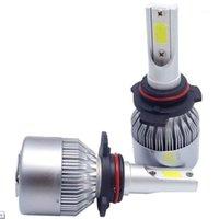 Высокое качество 12V COC 880 881H1H3 H4 H7 H8 H9 H11 9005 9006 HB3 HB4 автомобиль Светодиодный противотуманный противотуманный фонарь, автоматический светодиодный лампочку Бесплатная доставка 10 шт. / Лот1